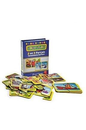 Nubutik's Erkek Çocuk Eğitici Araba Kartları