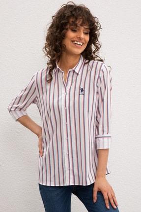U.S. Polo Assn. Kadın Gömlek G082GL004.000.986066