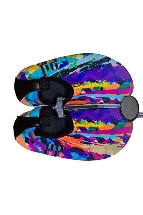 walkie Hawaii Mor/mavi Plaj/deniz Ayakkabısı