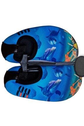 walkie Aqua Lacivert Plaj/deniz Ayakkabısı