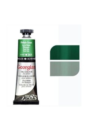 Daler Rowney Georgian Yağlı Boya 38ml No:361 Phthalo Green