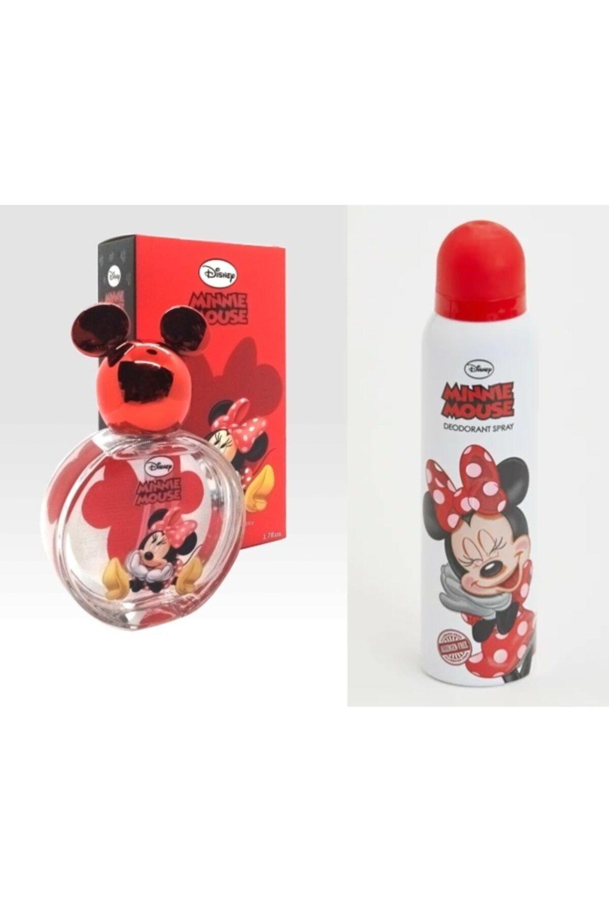 DISNEY - Minnie Mouse Parfüm Edt 50 Ml + Deodorant 1