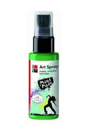 Marabu Art Spray Akrilik Sprey Boya 50ml 158-Apple