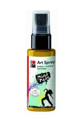 Marabu Art Spray Akrilik Sprey Boya 50ml 220-Sunshine Yellow