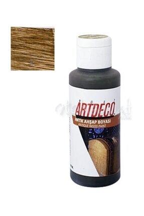 Artdeco Artdeco Antik Ahşap Boyası 636 Kahve