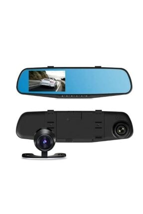 Piranha Full Hd Araç Içi Yol Kayıt Park Kamerası Dikiz Ayna 1325