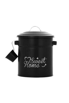 nilşah Ölçekli Deterjan Kutusu Siyah Renk Deterjanlık