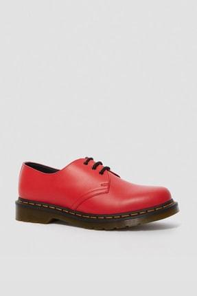 Dr. Martens 1461 Colour Pop 3 Eye Kırmızı Deri Kadın Ayakkabı 24616636