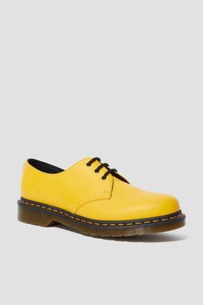 Dr. Martens 1461 Colour Pop 3 Eye Sarı Deri Kadın Ayakkabı 24616700