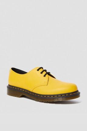 Dr. Martens 1461 Colour Pop 3 Eye Sarı Deri Erkek Ayakkabı  24616700