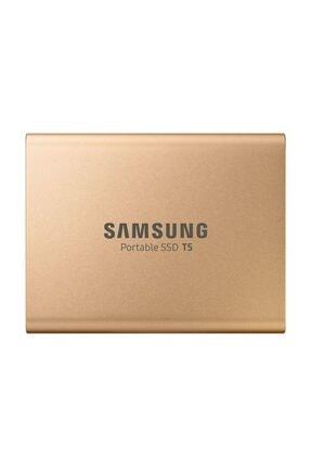 Samsung T5 Usb 3.1 Gold Taşınabilir Ssd 500GB MU-PA500GWW
