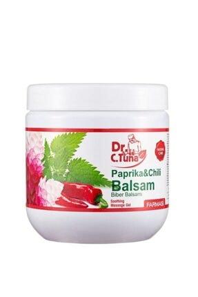 Farmasi Dr. C.Tuna Paprika Biberli Balsam Masaj Jeli - 500 ml
