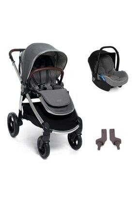 Mamas Papas Ocarro Travel Sistem Bebek Arabası Grey Mist