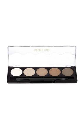 Golden Rose 5'li Göz Farı - Professional Palette Eyeshadow No: 113 8691190071134