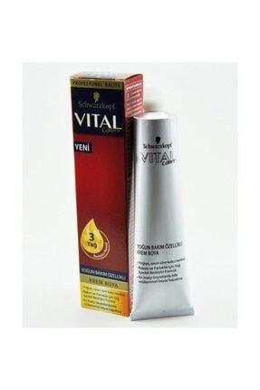 Vital Colors Krem Saç Boyası 8-77 Tarçın Bakır - 60 ml
