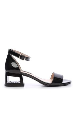 KEMAL TANCA Siyah Kadın Vegan Topuklu Ayakkabı 51 2029 BN AYK Y19