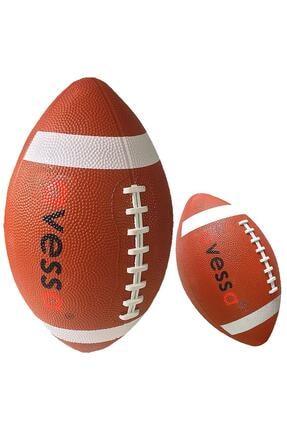 AVESSA Amerikan Futbol Topu Kauçuk Af100