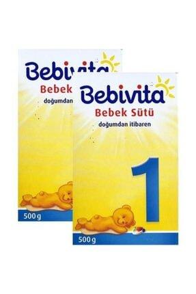 Bebivita 1 Bebek Sütü 500 gr - 2'li