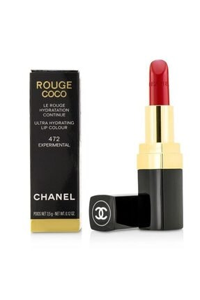 Chanel Rouge Coco Lip Colour Experimental 472 Ruj