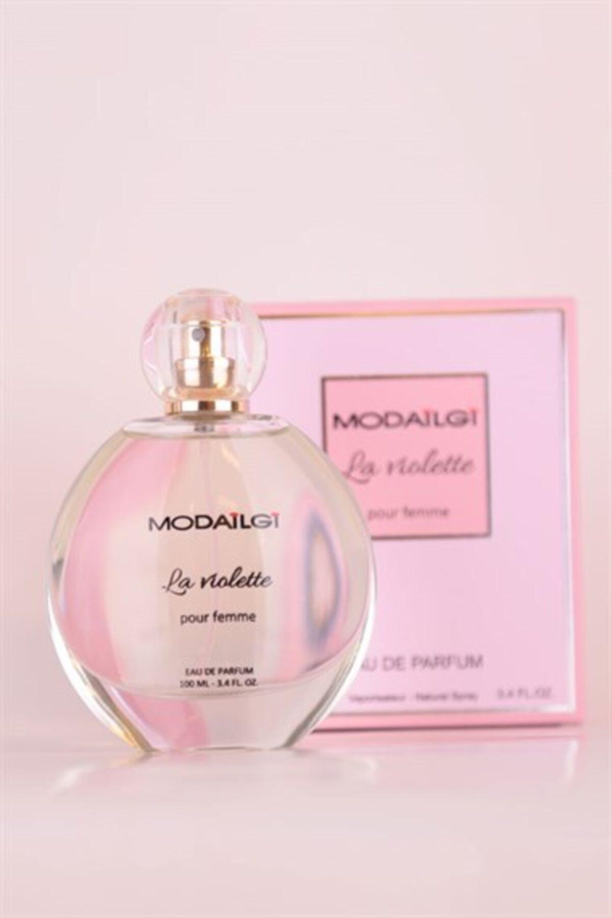 Moda İlgi La Violette Edt 100 ml Kadın Parfüm 1
