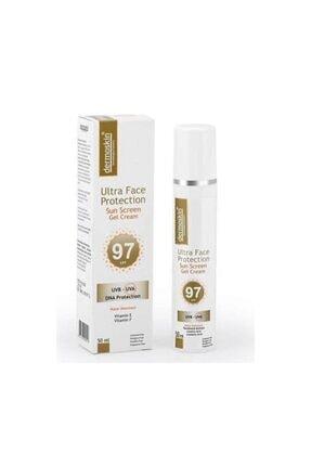 Dermoskin Ultra Face Protection Sun Screen Gel Cream Spf97 50 Ml