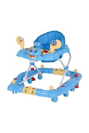 CrystalBaby Crystal Baby Wings Sallanır Yürüteç - Mavi