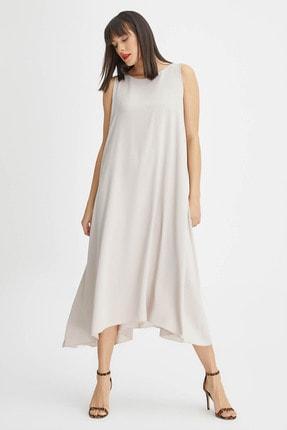 Gusto Kadın Taş Arkası Bağcıklı Elbise 20YG001305