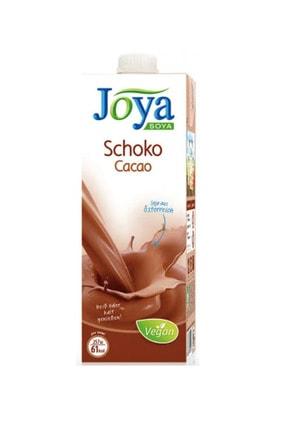 Joya Kakao Aromalı Soya Sütü 1lt