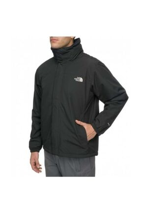 THE NORTH FACE Resolve İnsulated Erkek Outdoor Mont Siyah