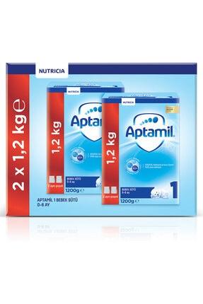 Aptamil 1 Bebek Sütü 2*1200 gr