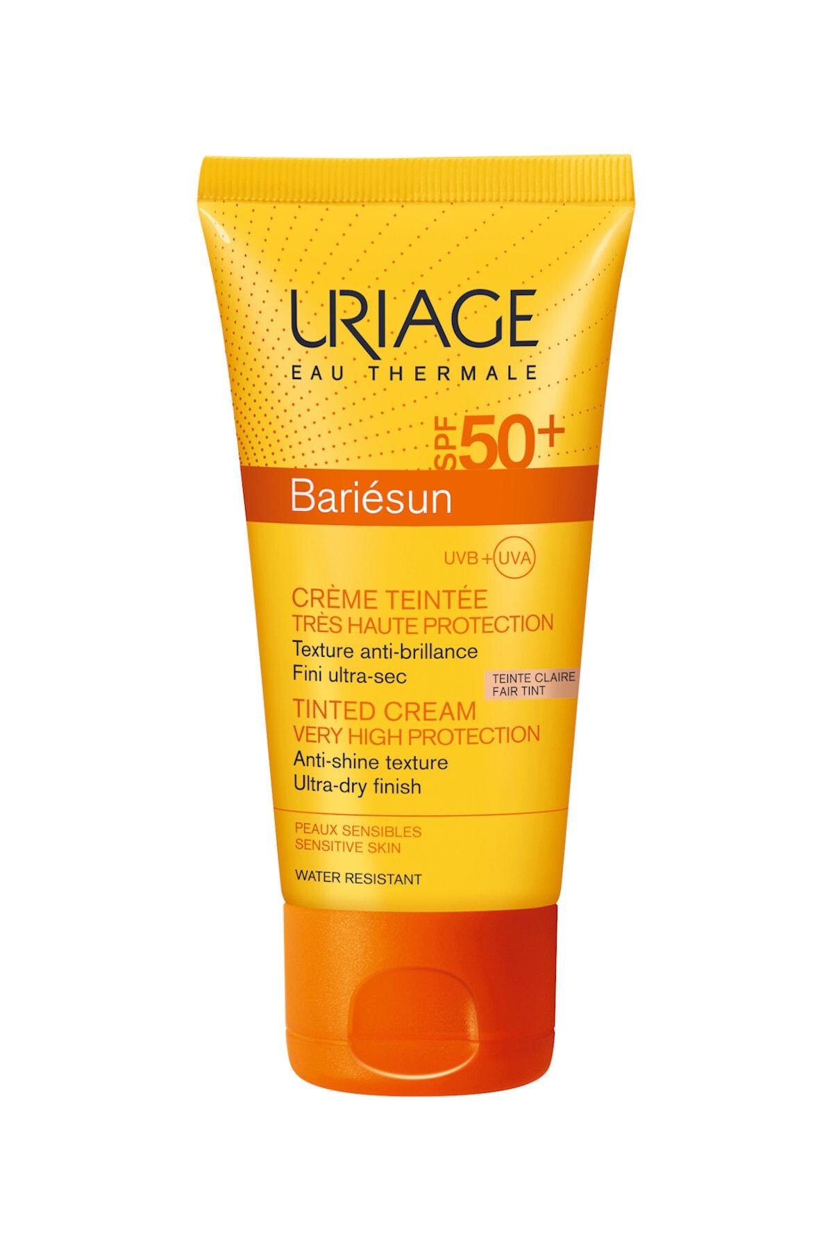 Uriage Bariesun SPF50+ Tinted Cream Fair Tint 50 ml 3661434006517