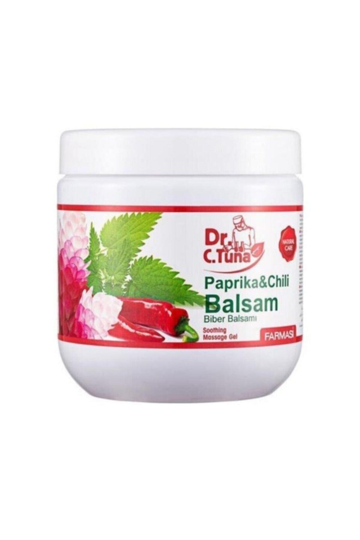 Farmasi Dr. C. Tuna Paprika Biberli Balsam Masaj Jeli - 500 Ml 1