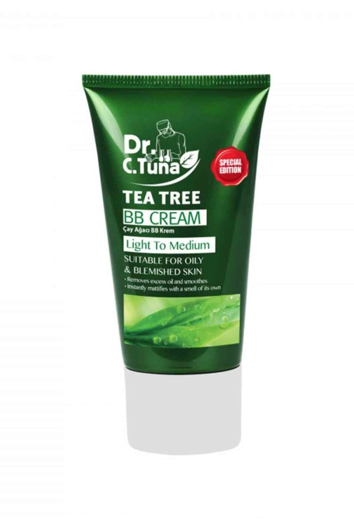 Farmasi Bb Krem - Dr. C. Tuna Çay Ağacı Yağı Açıktan Ortaya 50ml 8690131107246 1