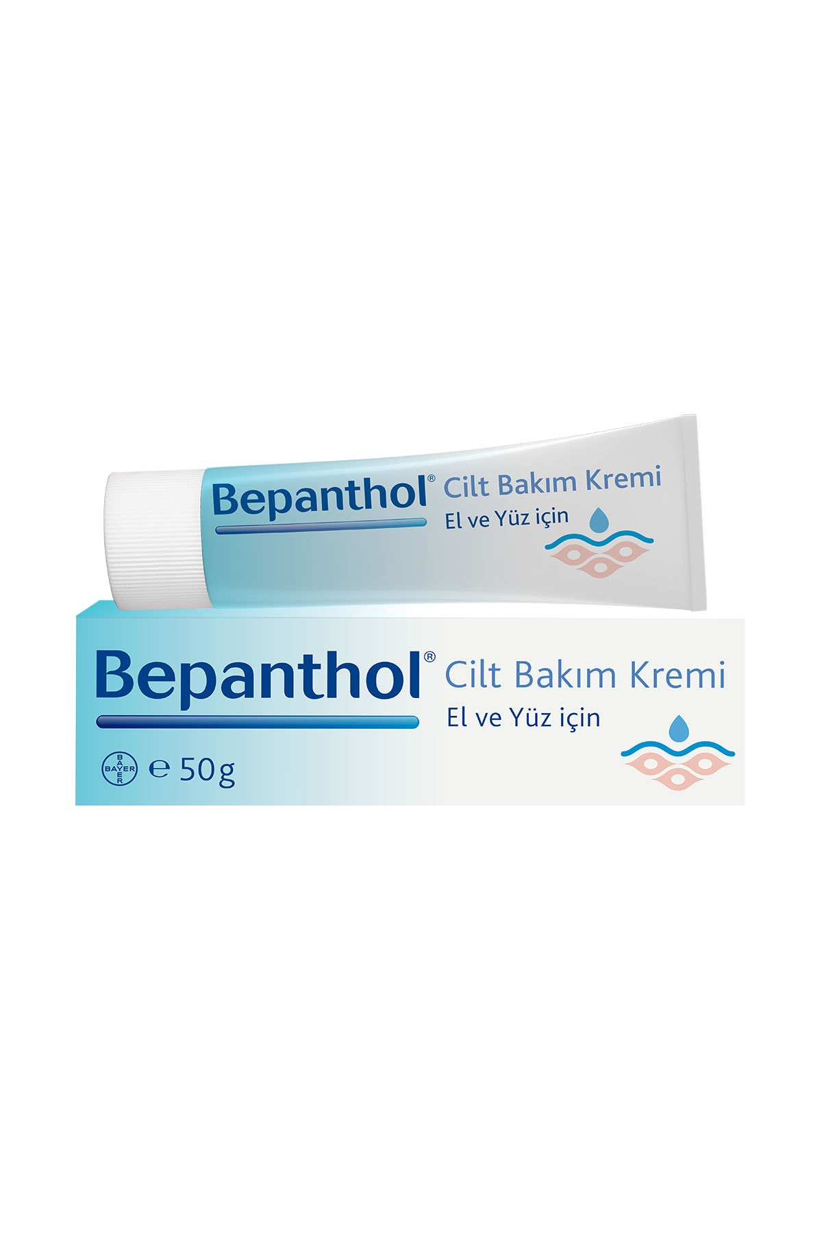 Bepanthol Cilt Bakım Kremi 50 g 8699546358694 2