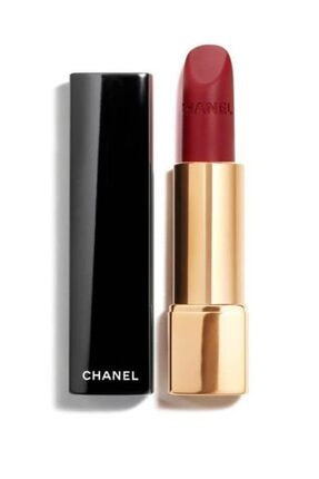 Chanel Rouge Allure Velvet Ruj - 63 Nightfall