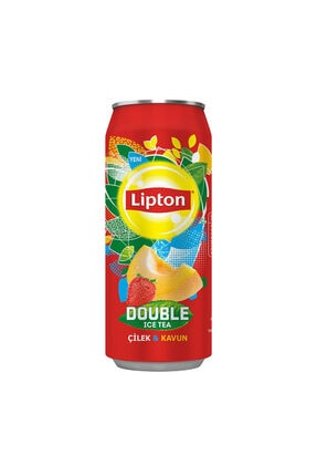 Lipton Ice Tea Double Çilek Kavun 500 ml