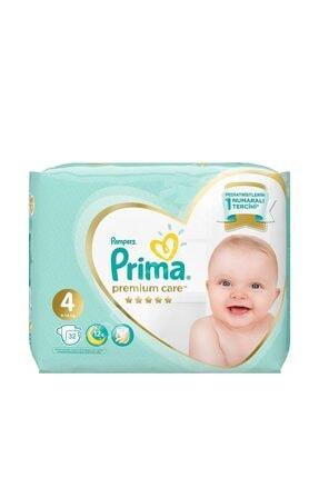 Prima Premium Care Bebek Bezi 4 Beden 32 Adet