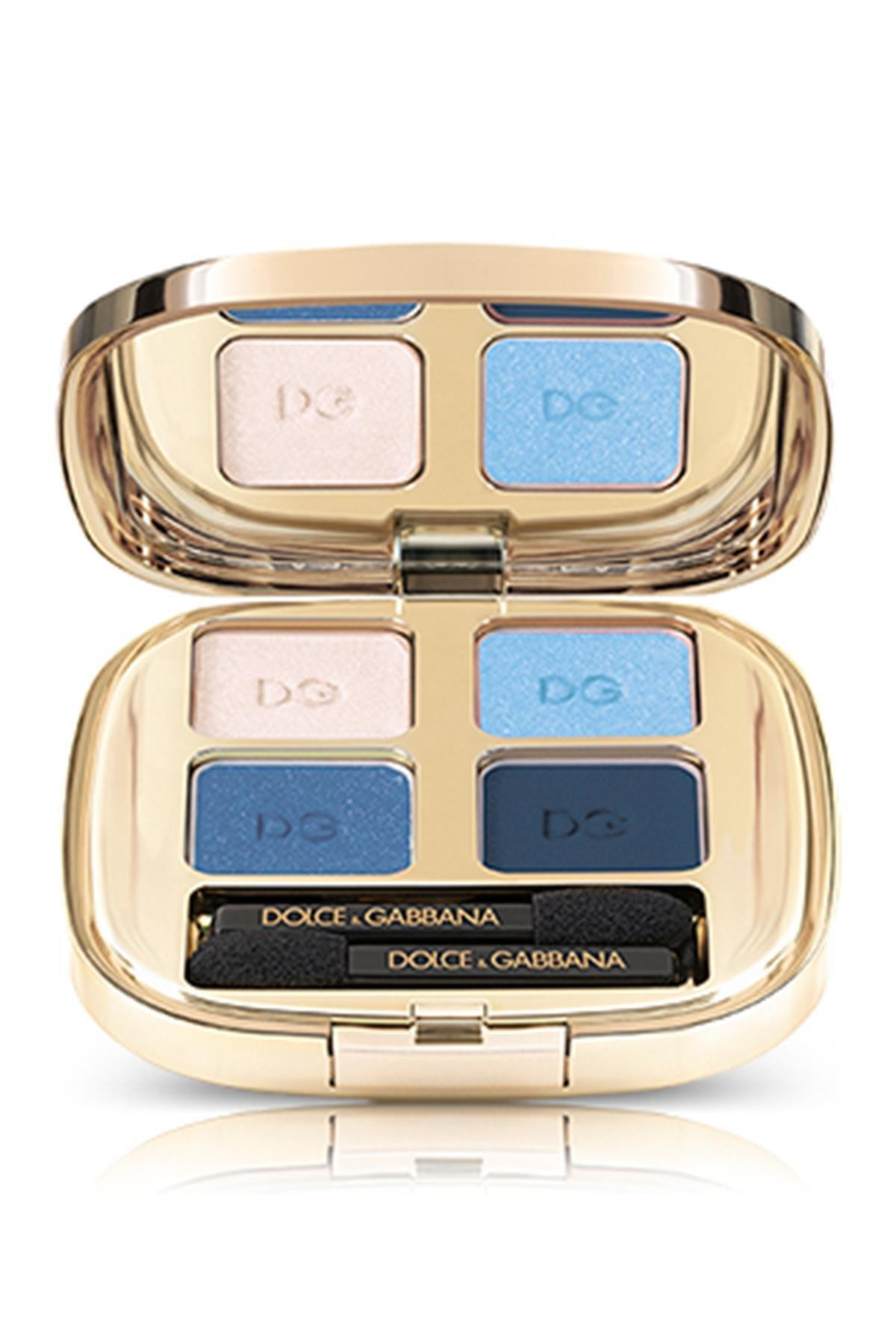 Dolce Gabbana Smooth Eye Colour Quad Göz Farı - 170 Sea Foam 1