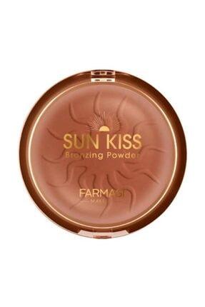 Farmasi Bronzlaştırıcı Pudra - Sun Kiss 21 g 8690131774615