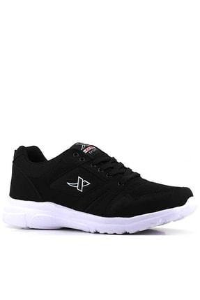 Giyyin Siyah Beyaz Unisex Sneaker Stepm020055