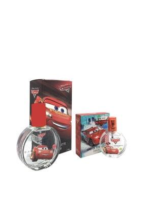 Disney Pixar Cars 50 ml Parfüm Edt +  Edt 15 ml Erkek Parfüm