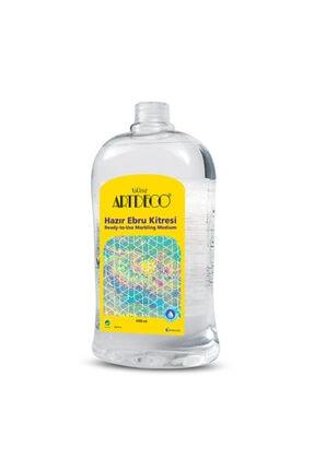 Artdeco Ebru Kitresi Hazır 1000 Ml Y-015m-1000