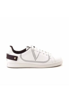 Valentino Garavani Bıanco Erkek Sneaker  192Vte735 Sy2S0C04
