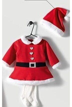 Bebetto Noel Kız Bebek Elbise