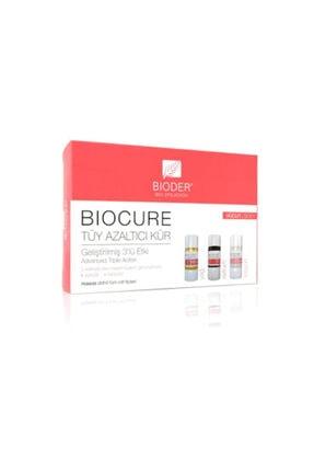 Bioder Bıocure Tüy Azaltıcı Kür Vücut Için 3x10 ml