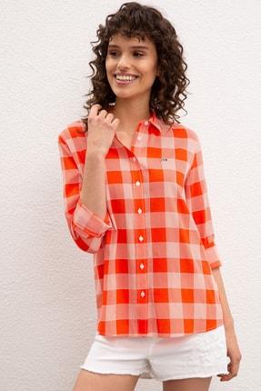U.S. Polo Assn. Kadın Gömlek G082GL004.000.986173