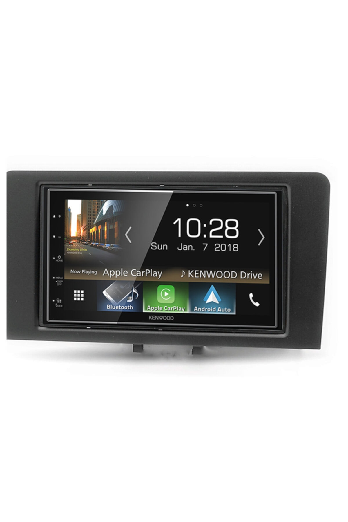 Kenwood Audi A3 Carplay Androidauto Mirrorlink Multimedya Sistemi 1