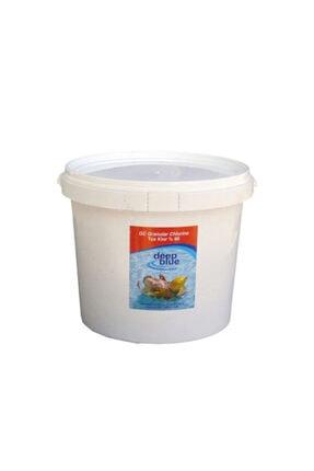 DEEP BLUE Tablet Klor 200 gr - %90 10 kg