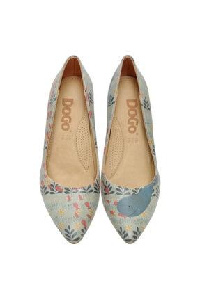 Dogo Deep Kadın Topuklu Ayakkabı