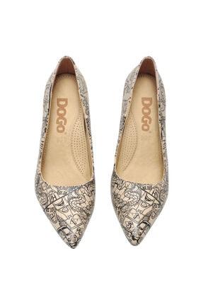 Dogo Character Business Kadın Topuklu Ayakkabı